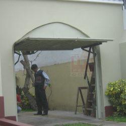 mantenimiento de puertas de garaje peru