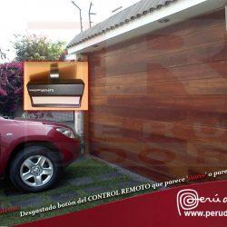 Control Remoto para Puertas de Garaje PeruDoor